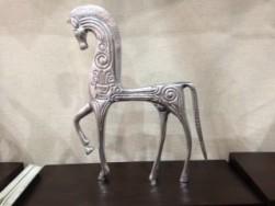 CABALLO EGIPCIO ESCULTURA/ EGYPTIAN HORSE SCULPTURE